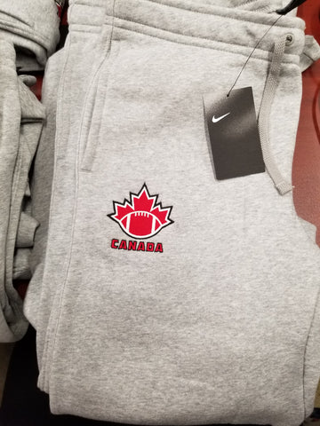 Nike Light Grey Sweatpants - Football Canada