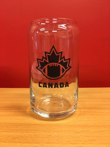 Pint Glass - Football Canada