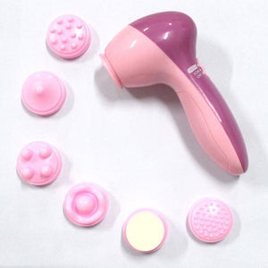 5-in-1 Electric Facial Cleansing Brush