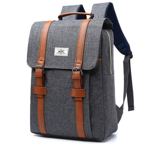Casual Rucksacks Canvas Backpack