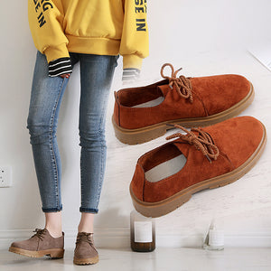 Autumn Women's Casual  Flat Boots