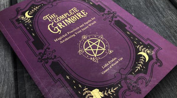 Review: The Complete Grimoire by Lidia Pradas