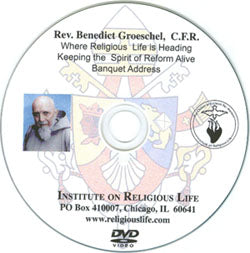 Fr Benedict Groeschel Collection DVD