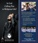 Youth Rack Card: Are You Being Called to Religious Life