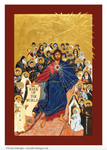 Year of Consecrated Life Icon Print