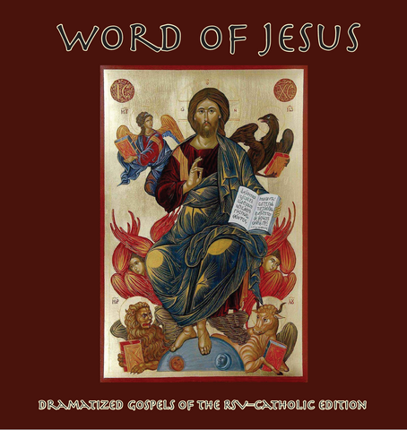 Word of Jesus Audio Gospels