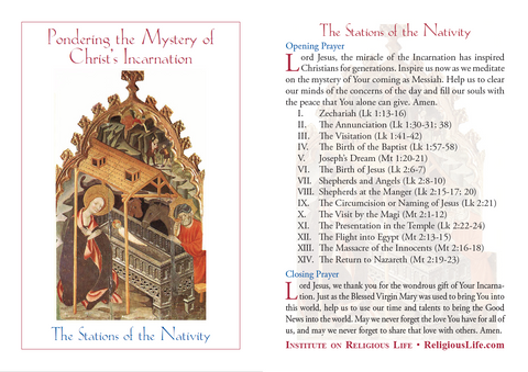 Stations of the Nativity