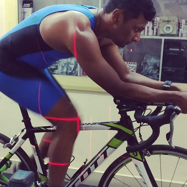 BikeFit Scene @ Cycling Boutique Experience Center