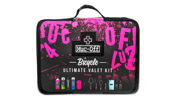 Muc-Off Bicycle Ultimate Valet Cleaning Kit | 382 - Cycling Boutique