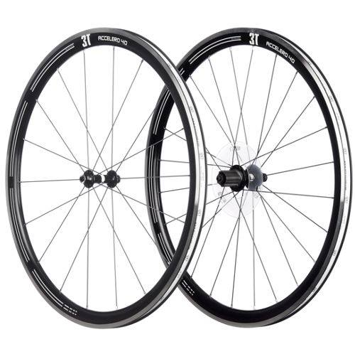 3T accelero 40 shimano/sram (gen 1) wheelset - Cycling Boutique