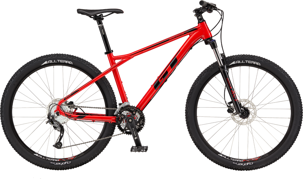 "GT MOUNTAIN BIKE AVALANCHE SPORT 650B 27.5"" - Cycling Boutique"