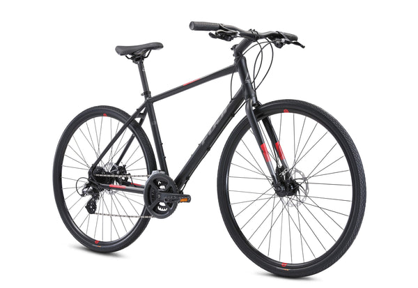 Fuji Bikes USA Hybrid Bike | 2021 Absolute 1.9 - Cycling Boutique