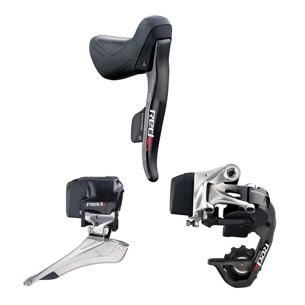 SRAM E-Tap Group Set's (Shifter, RD, FD, Charger ) (00.3018.119.001) - Cycling Boutique