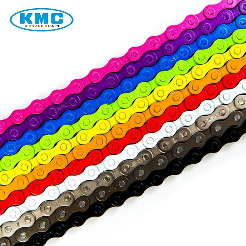 KMC - SINGLE SPEED CHAIN - Z410 - 1/8 112 Link - Cycling Boutique