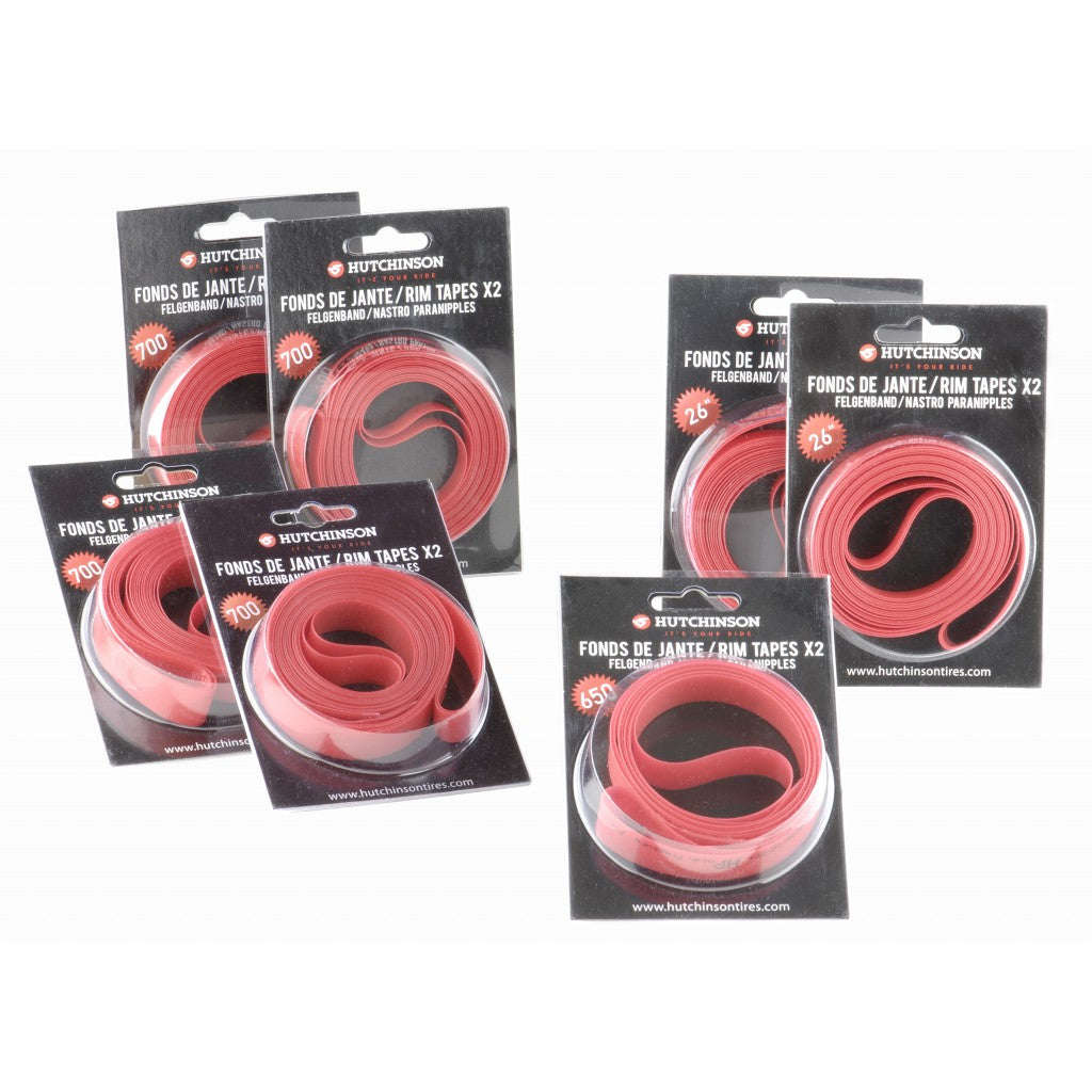 HUTCHINSON RIM TAPE X2 - PAIR - Cycling Boutique