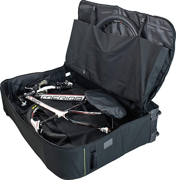 Merida Bike Box Transportation Bag - Polyester/PVC - Black (K11944 /600D) - Cycling Boutique