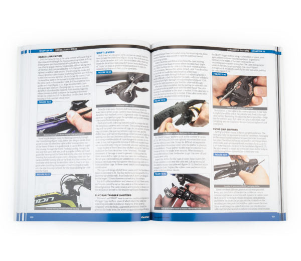 Park Tool - The Big Blue Book of Bicycle Repair - 4th Edition. (BBB-4) - Cycling Boutique