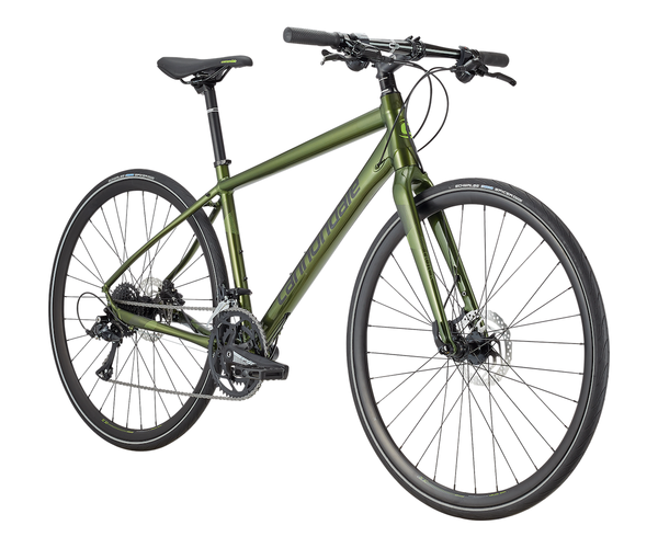 Cannondale Hybrid Bike | Quick Disc 3 2019 - Cycling Boutique