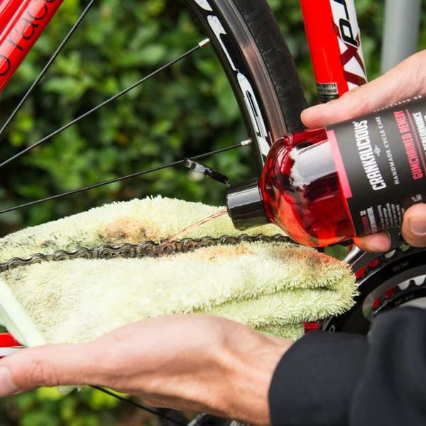 Crankalicious Gumchained Remedy chain cleaner - Degreaser & Chain Clearner - Cycling Boutique