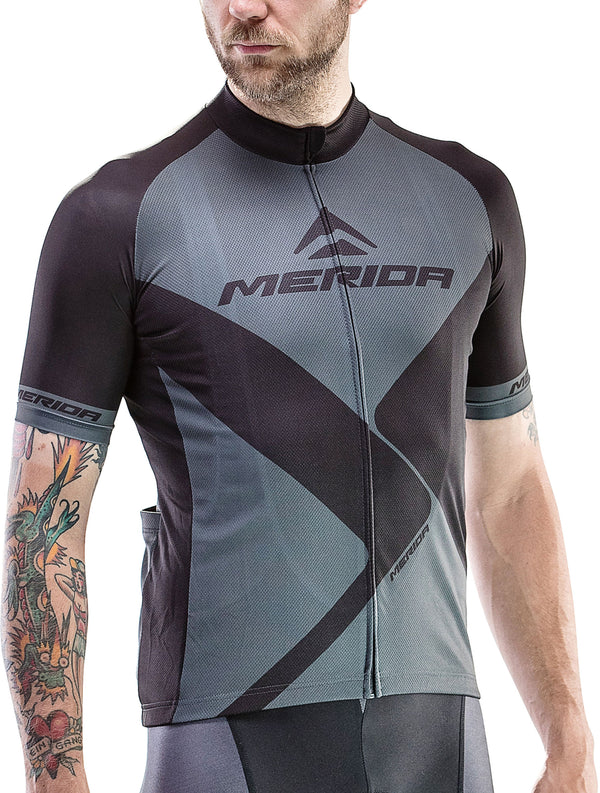 Merida Jersey | RHOMBE Sport Endurance / Performance Coolmax Series - Cycling Boutique