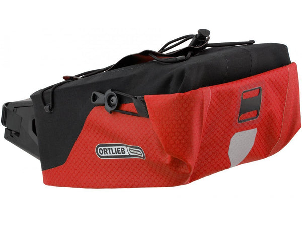 Ortlieb Seatpost Bag | Bike Packing, Adventure biking, Gravel biking, Brevet Large Saddle Bag - Cycling Boutique