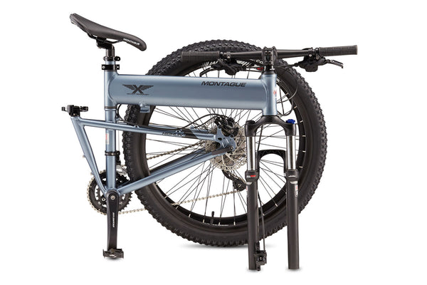 Montague Highliner MTB Bike | The classic full size folding mountain bike