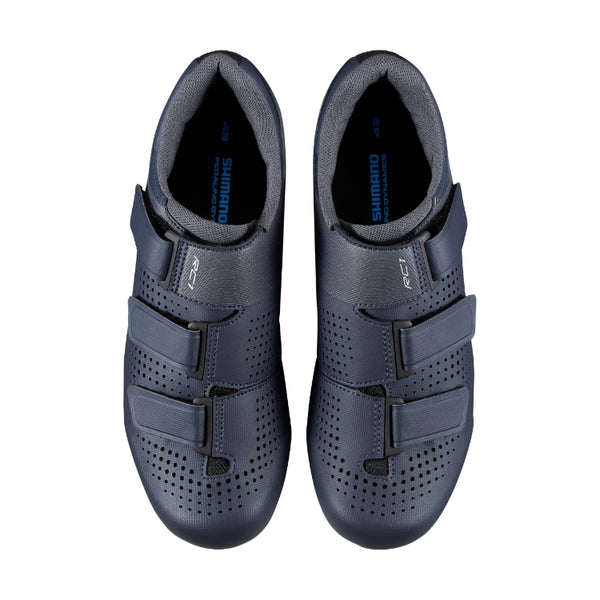Shimano Road Shoes SPD-SL | RC1 All-round Performance Road Shoes (SH-RC100) - Cycling Boutique