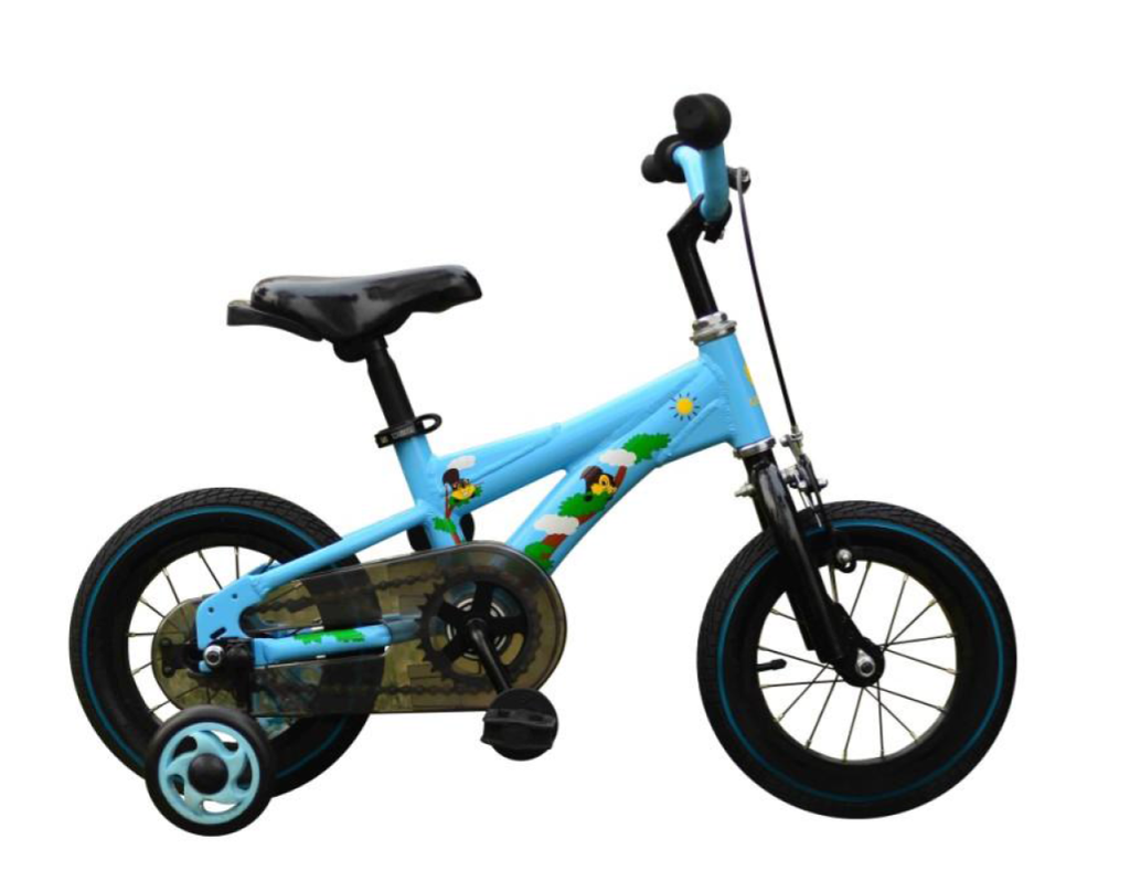 Usee Kids Bicycle | Forest - 16 - Cycling Boutique