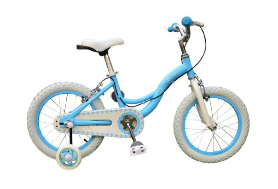 Usee Kids Bicycle | Ballerina Princess - 16 - Cycling Boutique
