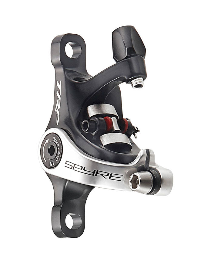 TRP Disc Brake | Spyre - Dual piston actuated mechanical disc brake for road and CX. - Cycling Boutique