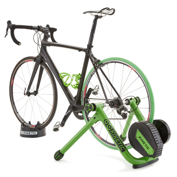 Kinetic Home Trainer - Road Machine | Control - Fluid Power Trainer (Bluetooth/ANT+ Wireless) - Cycling Boutique