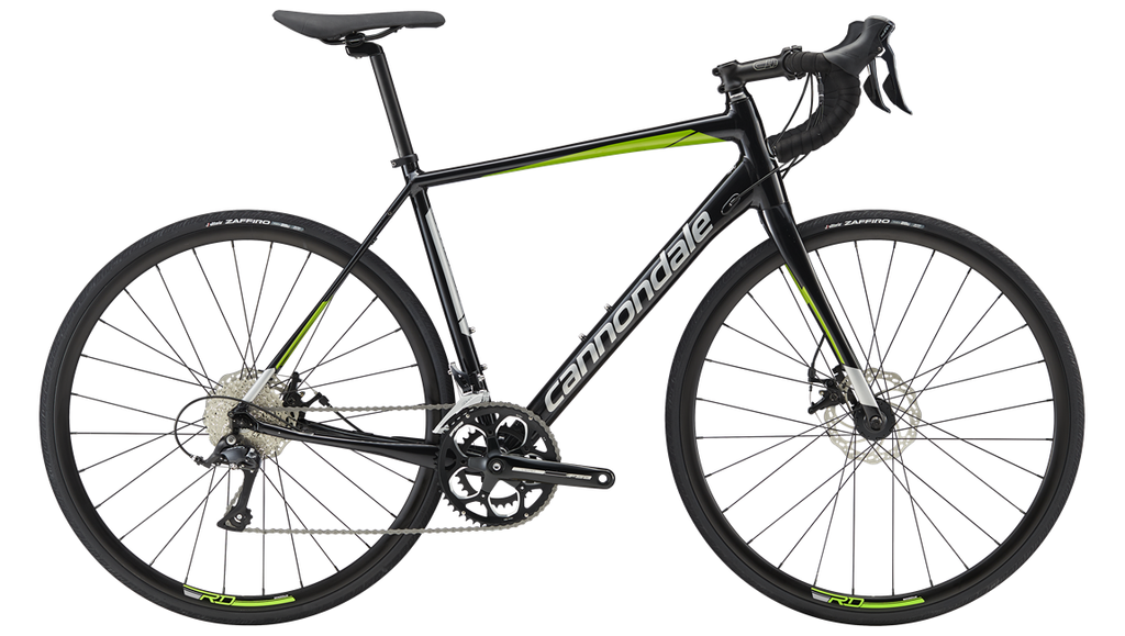 Cannondale Roadbike | Synapse Alloy Disc Sora (2019) - Performance / Endurance bike - Cycling Boutique