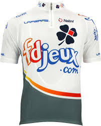 Nalini Jersey - MOA Maglia m/c FRAN/DESJEUX Team Edition - Cycling Boutique
