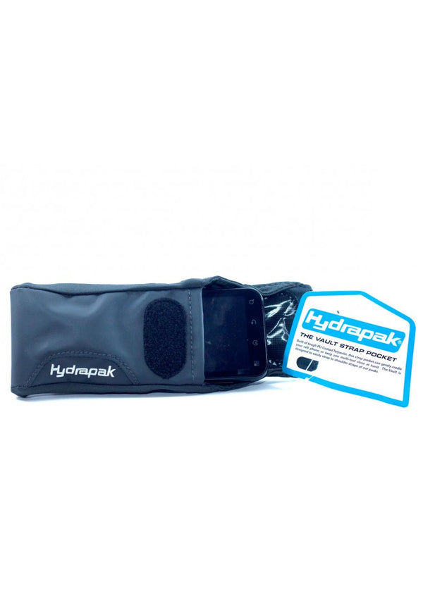 Hydrapak The Vault Strap Pocket Mobile Pouch - Cycling Boutique