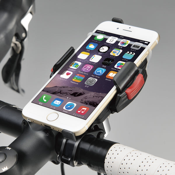 Minoura Smart Phone Holder - iH-520-STD / iH-520-OS (iPhone7+ compatible) - Cycling Boutique