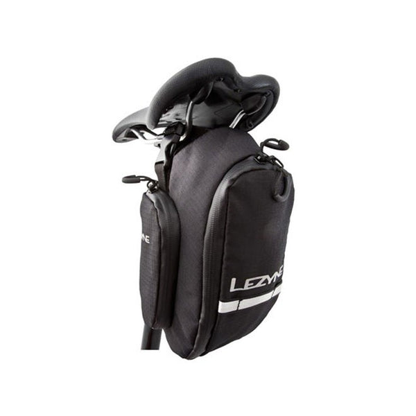 Lezyne Saddle Bag - XL Caddy - (Extra large, adventure / bikepacking style seat bag) - Cycling Boutique