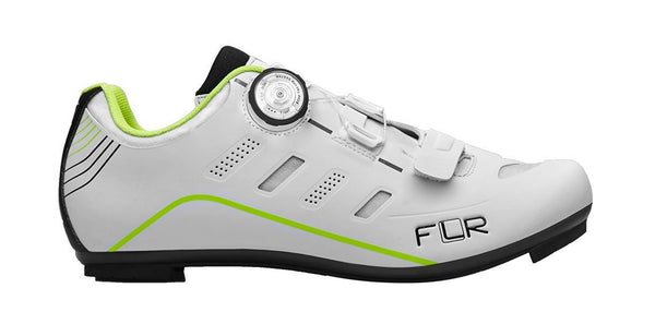 FLR ROADBIKE SHOES WITH PRO CARBON OUTSOLE - (F-22) - Cycling Boutique