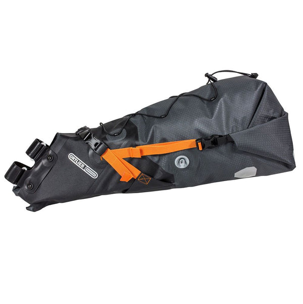 Ortlieb SeatPack Saddle Bag | Bike Packing, Adventure biking, Gravel biking, Brevet Large Bag - Cycling Boutique