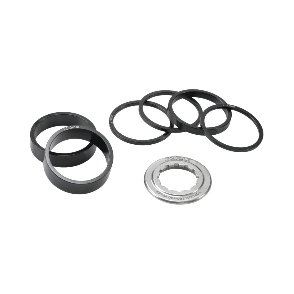 Surly Single Speed Spacer Kit (For geared bicycle to single-speed conversion) - Cycling Boutique