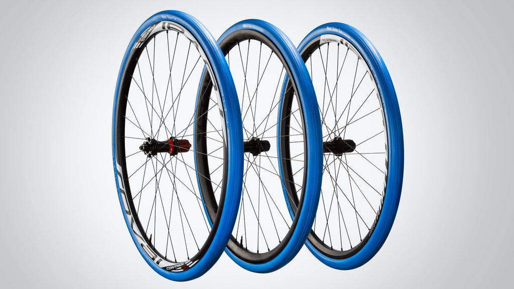 Tacx Home Trainer Tire (Blue) - Cycling Boutique