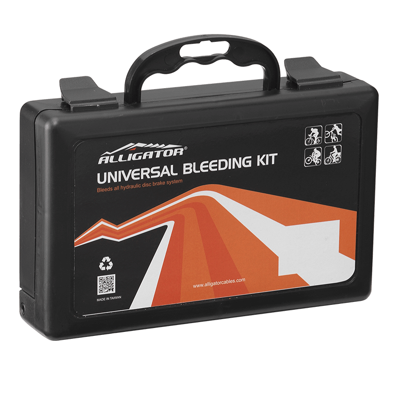 Alligator Universal Bleeding Kit (HK-UBK001) - Cycling Boutique