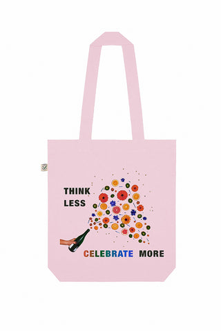 Celebrate More Tote Bag