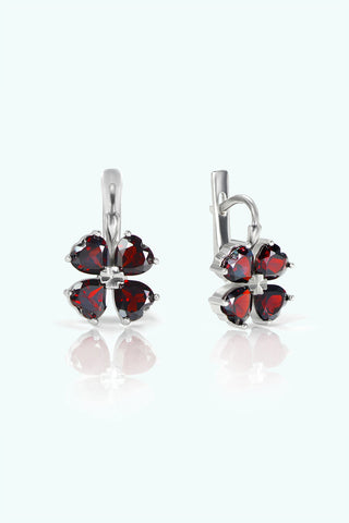 Lucky Drop Earrings
