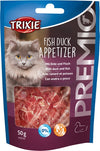 Trixie premio fish duck appetizer 50 gr