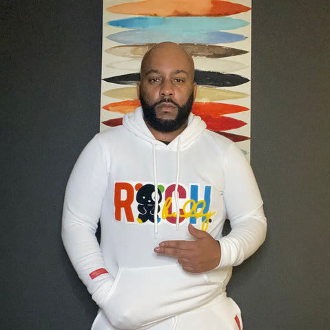 B. Rich Plush Sweatsuit