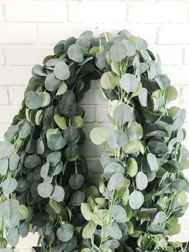 Eucalyptus Garland (artificial)