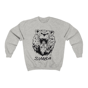 "Young Lions ""Simba"" Adult Sizes Sweatshirt 2"