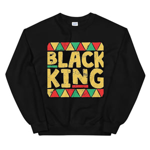 Black King Sweatshirt