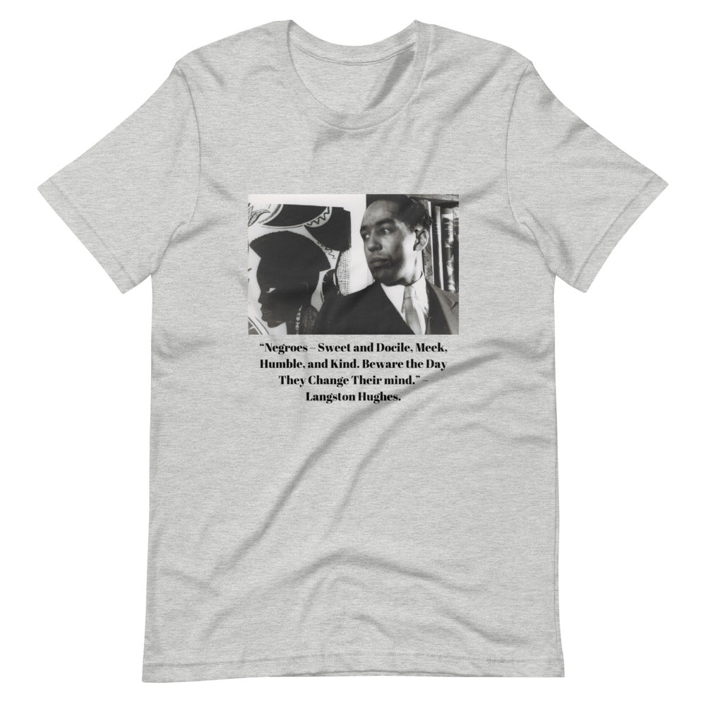 Awakening Langston Hughes T-Shirt