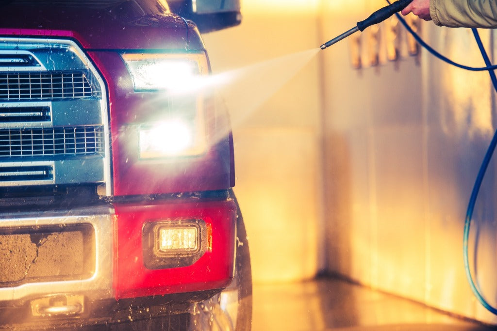 How To Clean Trucks and SUVs
